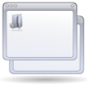 Apps-desktop-share icon
