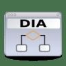 Apps-dia-gnome icon