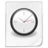 Filesystems-file-temporary icon