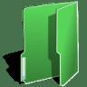 Folder-green icon