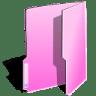 Folder-pink icon