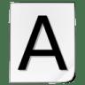 Mimetypes-applix icon