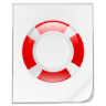 Mimetypes-mime-help icon