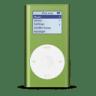 IPod-mini-green icon