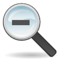 Actions zoom out icon