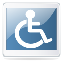 Apps accessibility icon