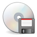 Apps disks icon