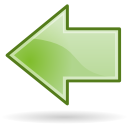 Arrow left icon