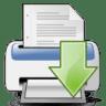 Actions-document-print icon