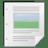 Mimetypes-writer icon
