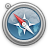 Safari Graphite icon