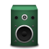 Speaker-green icon
