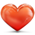 Heart-clean icon