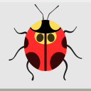 Apps bug buddy icon
