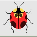Apps bug buddy icon