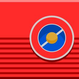 Apps radio icon