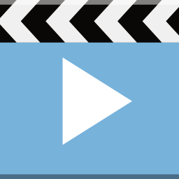 Apps video player icon