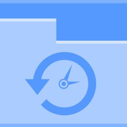 Places folder recent icon