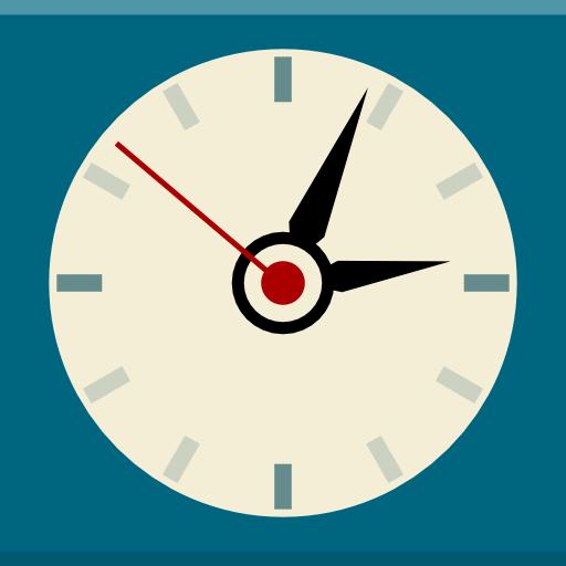 Apps-clock icon