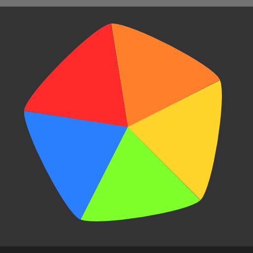 Apps colors icon
