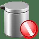 Junk box icon