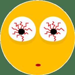 Smiley 8 icon