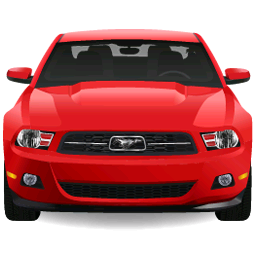Ford Mustang icon