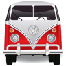 Volkswagen-Bulli-Bus icon