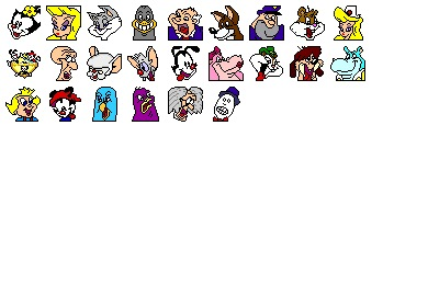 Animaniacs Icons