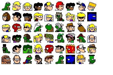 Foxtrot Icons