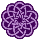 Purpleknot 6 icon