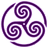 Purple-Wheeled-Triskelion-1 icon