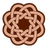 Brownknot-3 icon