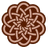 Brownknot-6 icon
