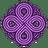 Purpleknot 2 icon