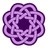 Purpleknot-3 icon