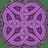Purpleknot 8 icon