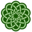 Greenknot-6 icon