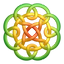 Greenyellow-circleknot icon