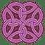 Mauveknot-8 icon