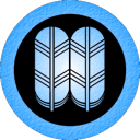 Blue Takanoha 2 icon