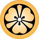 Gold Katabami icon