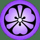 Purple Katabami icon