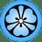 Blue Katabami icon
