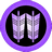 Purple Ya 2 icon