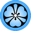 Blue-Katabami icon