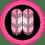 Pink-Takanoha-2 icon