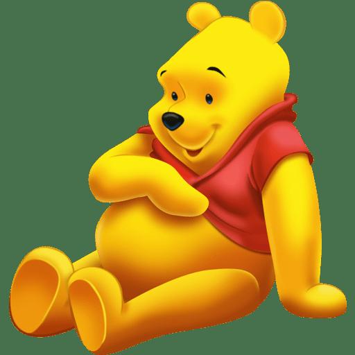 Winnie the pooh icon