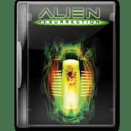Alien Resurrection 1997 icon