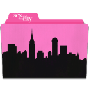 Sex and the City Folder icon